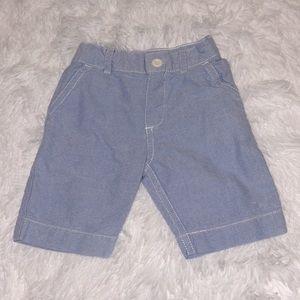 $6 Sale Ralph Lauren Boys' 3M Light Blue Shorts